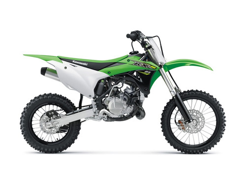 moto cross kawasaki