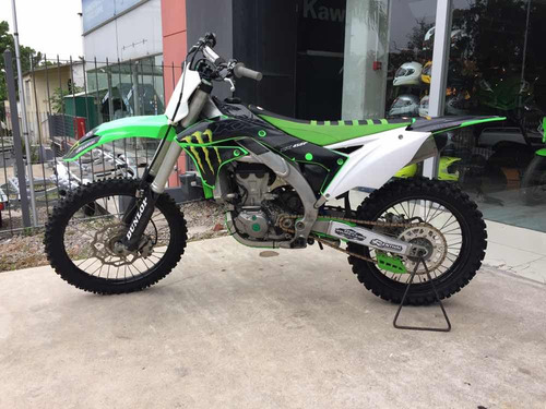 moto cross kawasaki kx 450 modelo 2016