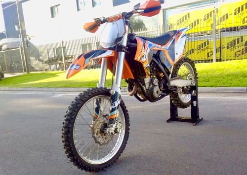 moto cross ktm sxf 250
