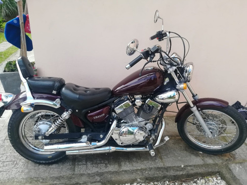 moto custom yasuki 250cc
