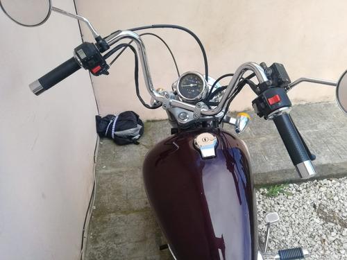 moto custom yasuki