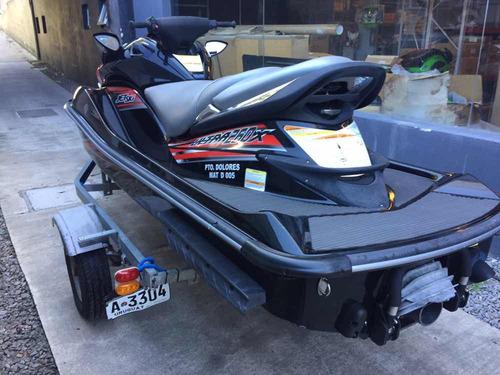 moto de agua kawasaki ultra 260 x
