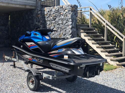 moto de agua kawasaki ultra 300x - 60 horas