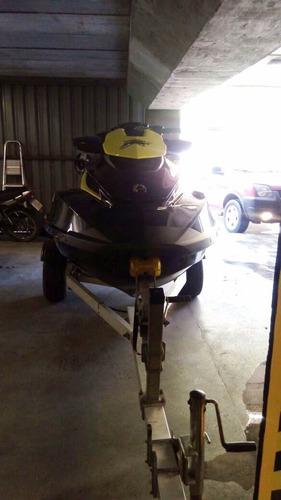 moto de agua seadoo rxt 260 turbo - 30 hs de uso