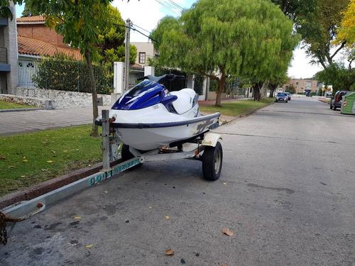 moto de agua yamaha gp 1200 con trailer