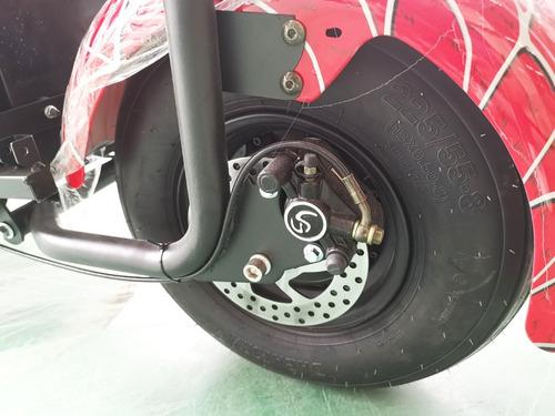 moto electrica ecosmart e-scooter 4 - nuevo modelo