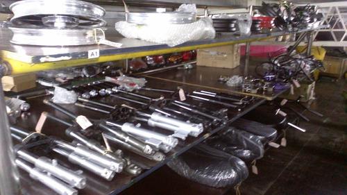 moto electrica litio sakura 407 retro 800/1000 w