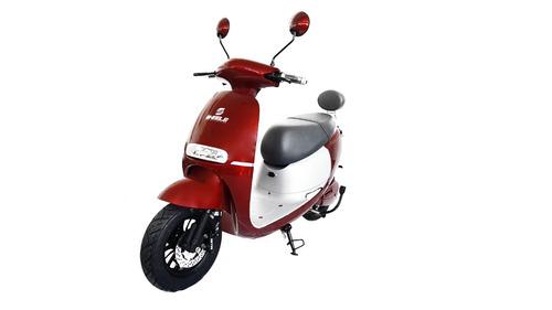 moto eléctrica marca wheele capri bateria de litio