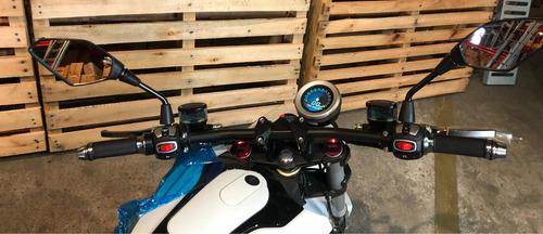 moto electrica modelo racing