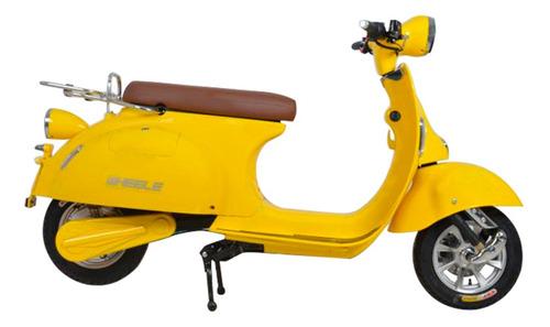 moto electrica wheele firanze
