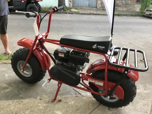 moto hisun 200cc