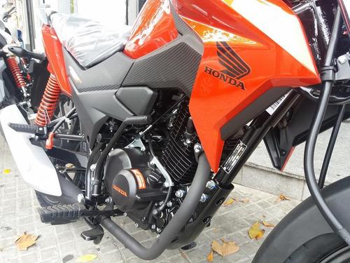 moto honda cb125f twister entrega inmediata