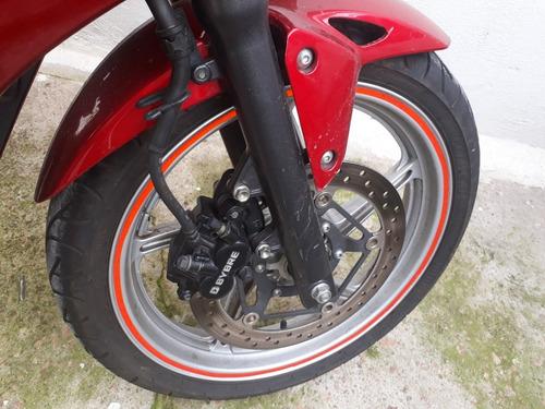 moto honda cbr 250r leer descripción
