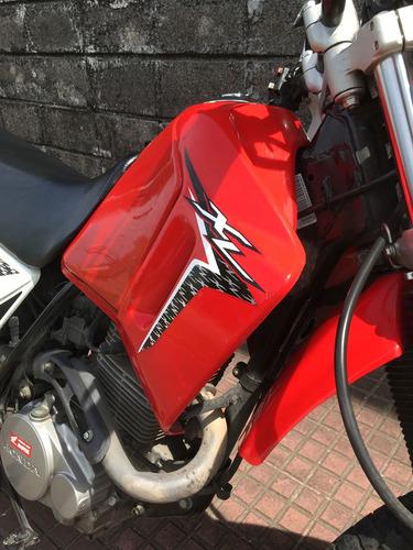 moto honda cross