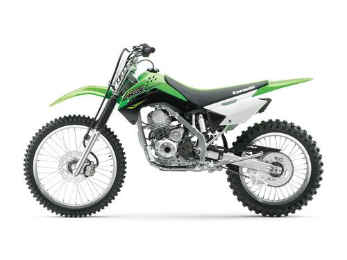 moto kawasaki klx 140 g modelo 2018