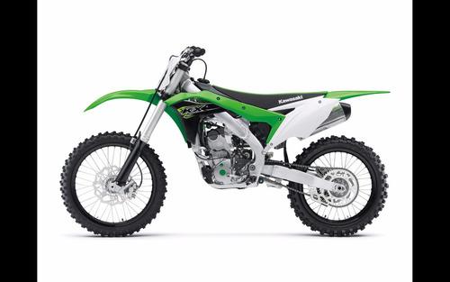 moto kawasaki kx 250 f modelo 2014