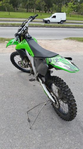 moto kawasaki kx 250 formula