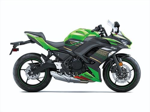 moto kawasaki ninja® 650