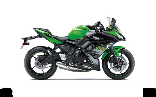 moto kawasaki ninja 650
