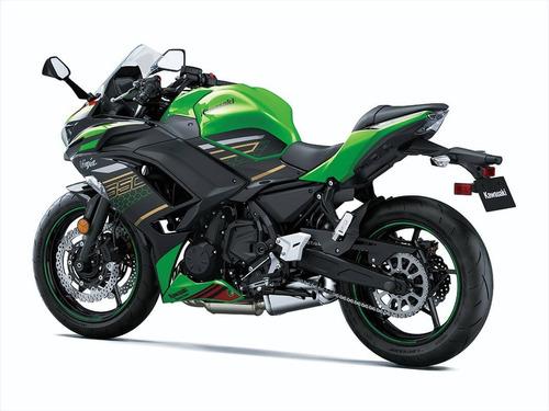 moto kawasaki ninja® 650 abs krt edition