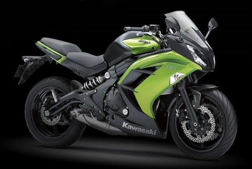 moto kawasaki ninja 650 r