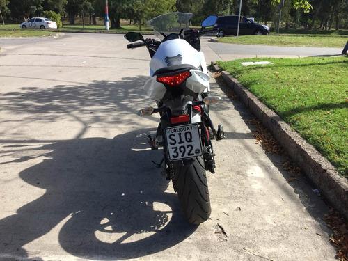 moto kawasaki ninja 650r