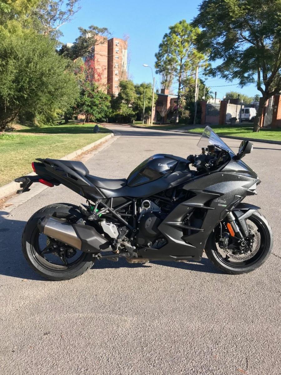 Moto Kawasaki Ninja H2 Sx Us 28500 En Mercado Libre