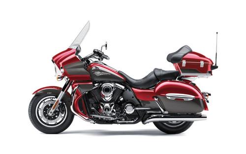 moto kawasaki voyager 1700cc modelo 2019