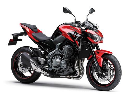 moto kawasaki z 900 modelo 2019