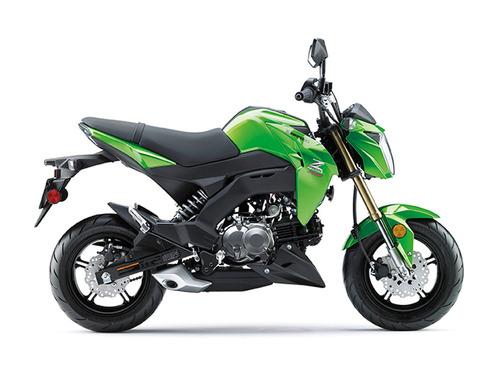moto kawasaki z125 pro