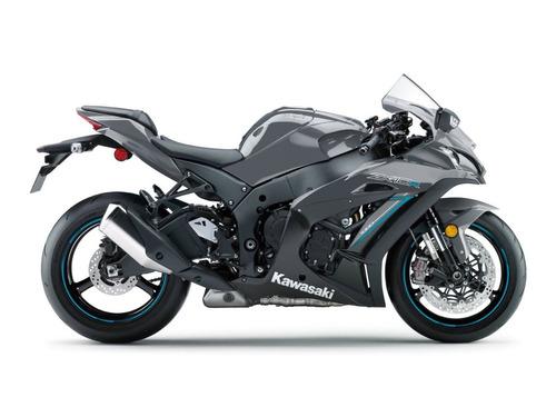 moto kawasaki zx 10 r la mas rapida. modelo 2019