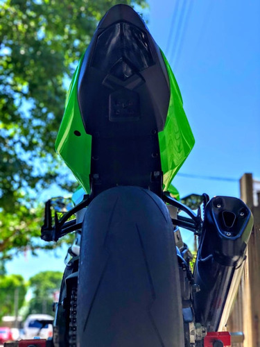 moto kawasaki zx6 zx-6r 600 ninja excelente estado única