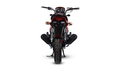 moto mondial custom