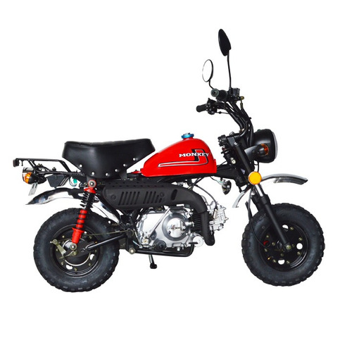 moto mondial monkey 50 0km fun urquiza motos 2018