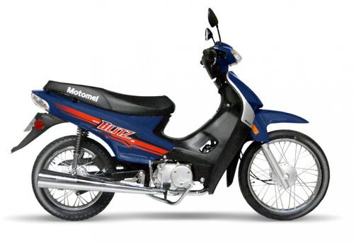 moto motomel blitz 110 cc 18 cuotas megastore virtual