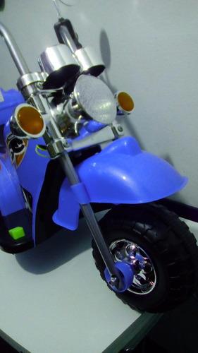 moto para niños