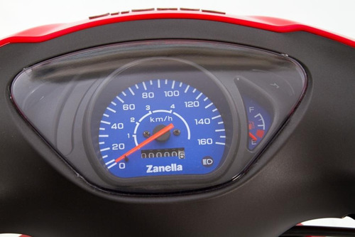 moto pollerita zanella zb110  - entrega inmediata!