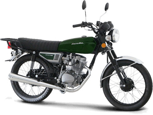 moto sapucai clásica 125 cc vintage zanella 0km 2018