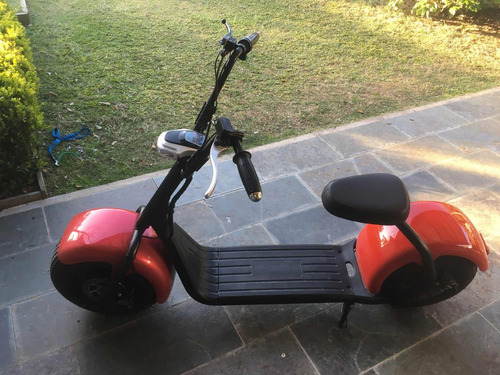 moto scooter eléctrica citycoco