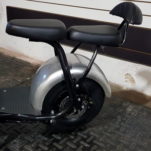 moto scooter eléctrico bateria recargable