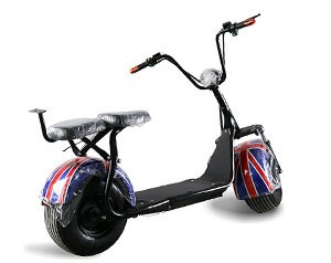 moto scooter electrico cityharley