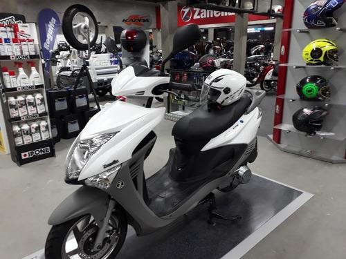moto scooter zanella styler 125
