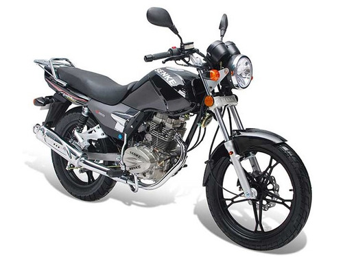 moto senke sk12513 125cc color negro