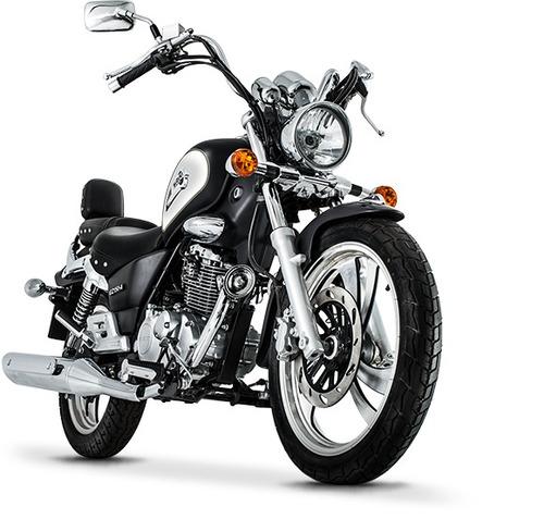 moto suzuki custom gz150 inyeccion 4 tiempos caja de 5ta.