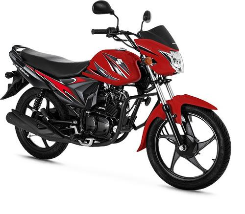 moto suzuki hayate 110 0 km moto urbana diseñada para rendir