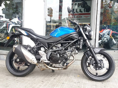 moto suzuki sv650a abs 2018 entrega inmediata