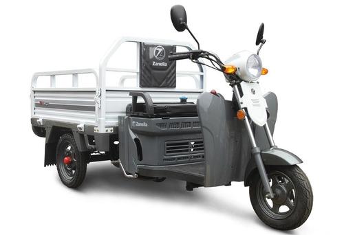 moto triciclo carga reparto zanella tricargo 125 y 200
