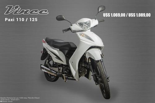 moto vince 110 automática