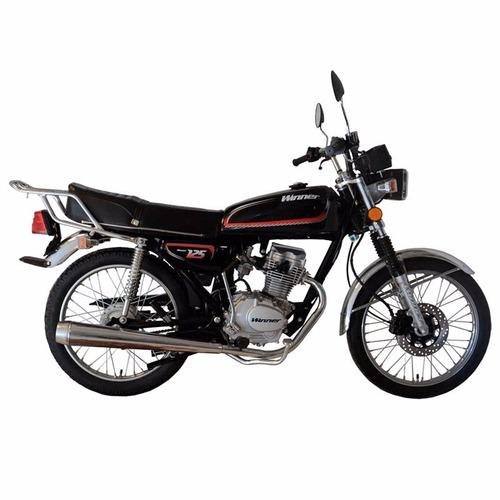 moto winner 125 c/ disco megastore virtual 18 cuotas