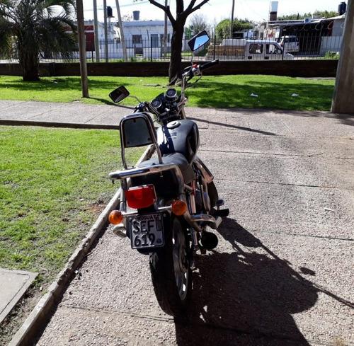 moto winner exclusive 125cc